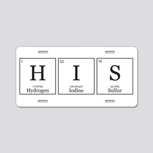 HIS and HErS [Chemical Elements] Aluminum License